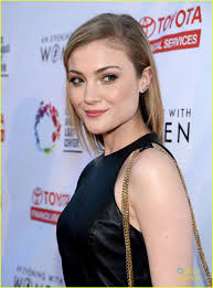 hairstyle for evening event skyler samuels emily robinson step out for an evening with