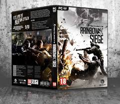 siege pc tom clancy s rainbow six siege pc box cover by thecodemaster