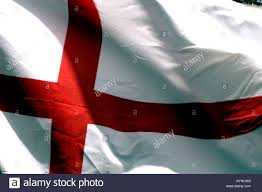Black Flag With White Cross Flag Of The Red Cross Stock Photo Royalty Free Image 75186378