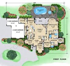 miglio stagno mediterranean floor plans texas floor plans