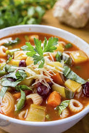 olive garden minestrone soup nutrition facts livestrong com