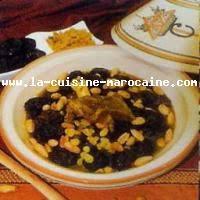 cuisine marocaine tajine tajine aux pruneaux marocain recettes de tajines