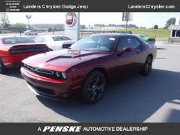 Dodge Challenger Sxt - 2018 new dodge challenger sxt plus coupe at landers serving little