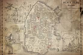 Assassin S Creed 2 Map Assassin U0027s Creed 4 Black Flag Companion App Enables Portable