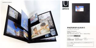 umbra photo album cagura rakuten global market ambra umbra photo pop album s