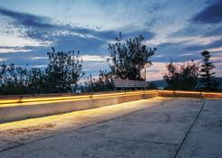 Bench Lighting Coolon Led Lighting Architectural Projects
