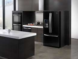 black kitchen appliances deciding between black white or stainless steel kitchen appliances