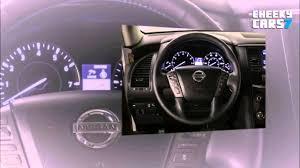 nissan armada wheel size 2017 nissan armada interior new full size suv youtube