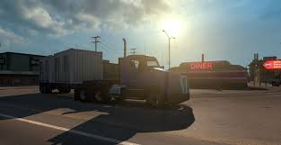 peterbilt and kenworth realistic engines for peterbilt 579 and kenworth t680 mod