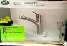 water ridge kitchen faucet manual bathroom delectable water ridge pull out kitchen faucet