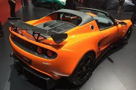 lexus is 200 turbo dane lotus elise cup 250 fastest ever elise lands in geneva by car