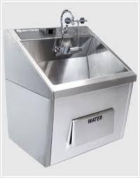 Scrub Sink skytron llc scrub sinks