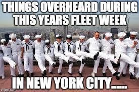 Meme Of The Week - meme d from the headlines fleet week the interrobang