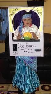 Fortune Teller Halloween Costume Halloween Costume Daughter Fortune Teller Box
