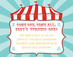 circus invitation template free 1600 x 1150 923 kb png free