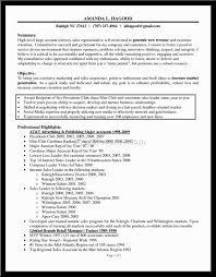 Jewelry Sales Resume Examples by Sales Marketing Representative Resume