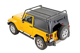 jeep yellow kargo master 5034 1 congo cage for 07 17 jeep wrangler jk 2 door