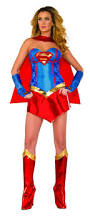 Halloween Costumes For Girls Size 14 16 Supergirl Costume