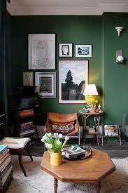 green livingroom luke edward duncan cbell s flat wooden furniture