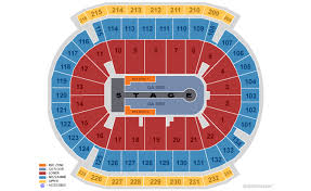 pepsi center floor plan u2 experience innocence tour 2018