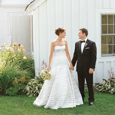 what to wear in marriage proper wedding attire etiquette martha stewart weddings
