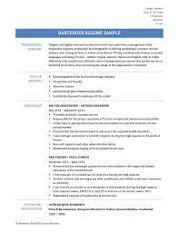 Bartender Resume Skills Sample Resume Skills Computer Skills To Put On A Resume Resume Badak