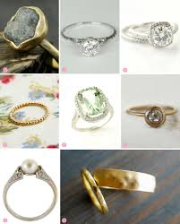 engagement rings awesome vintage amethyst gorgeous and unique etsy engagement rings
