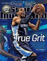 mike conley cover sports illustrated eleven