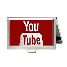 Youtube Business Card Buy Youtube Icon Social Media Custom Custom Personalized Design