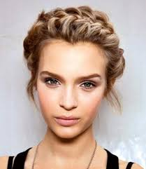 how to get a lifted crown hairdo 48 best the blow out fashion braid images on pinterest braided
