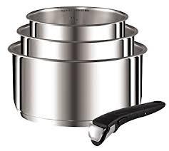 et cuisine casseroles tefal tefal l9419502 ingenio preference casseroles 16 18 20 cm 1