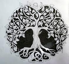 dara knot oak tree tattos for