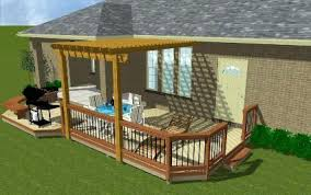 Pergola Deck Designs by Deck Design Ideas St Louis Decks Screened Porches Pergolas By