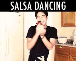 Salsa Dancing Meme - dancing ryan higa nigahiga cat daddy stanky leg salsa dancing