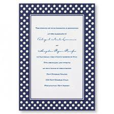 polka dot wedding invitations polished polka dots wedding invitations