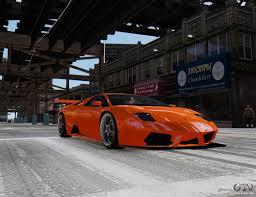Lamborghini Murcielago Top View - lamborghini murcielago rsv fia gt1 for gta 4