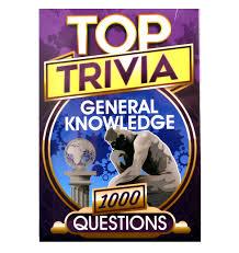 top trivia general knowledge 1000 questions pink cat shop