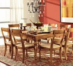 pottery barn dining room tables provisionsdining com