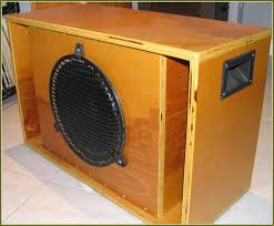 Bass Speaker Cabinet Design Plans Guitar Speaker Cabinet Blueprints Diy Guitar Cabinet Ideas