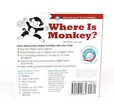 where is monkey duo set board book u0026 song age 0 babsy b
