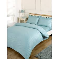 silentnight satin stripe complete bed set double bedding b u0026m