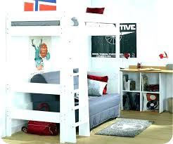 lit enfant mezzanine bureau lit enfant avec bureau lit mezzanine bureau pour 6 decorating styles