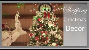 Christmas Decorations Shopping List by Christmas Decorations Rebecca U0027s Favorite Christmas Stores Youtube