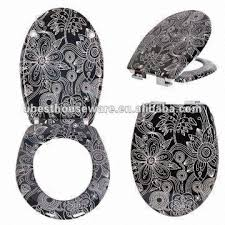 Decorative Toilet Seat Cover