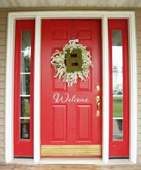 Interior Front Door Color Ideas 99 Best Doors Of Red Images On Pinterest Red Front Doors Red