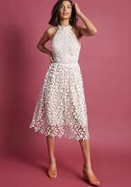 midi dress defining midi dress in white modcloth
