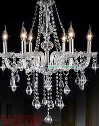 Kid Chandeliers Modern Luxury Clear Chandelier Led Ls 6 Lights