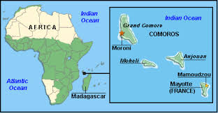 map comoros comoros islands pennington presbyterian church