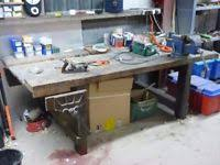 Work Bench With Vice Workbench Vice Tool Storage U0026 Workbenches For Sale Gumtree