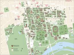 Hamilton Nj Map Princeton Nj Maps Attractions Parking U0026 Hotels